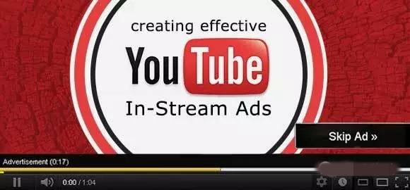 YouTube广告类型有哪些?Youtube广告形式全解析
